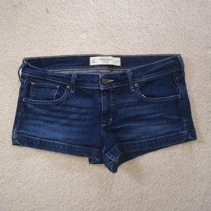 Women's size 10 Abercrombie & Fitch Jean Shorts
